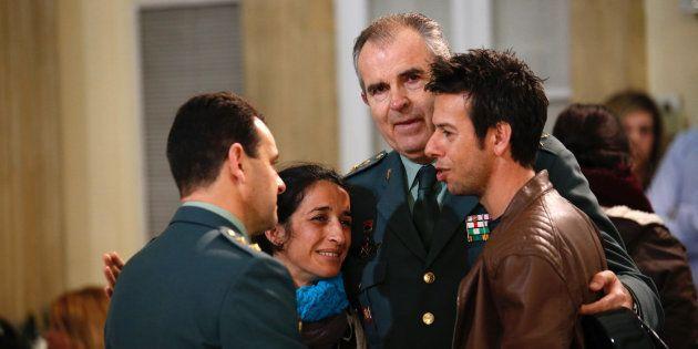 Ovación unánime a la Guardia Civil por su tuit dedicado a los padres del pequeño