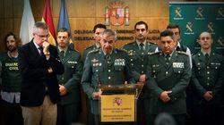 El coronel Sánchez Corbí presenta un recurso contra Interior por cesarle como jefe de la