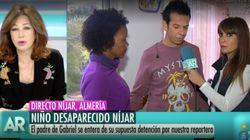 Ana Julia exigió al padre de Gabriel que vetara a una reportera de 'El Programa de Ana Rosa' tras una