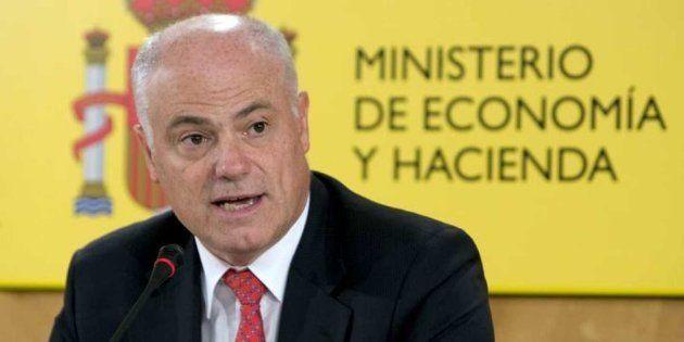 José Manuel Campa, en una foto de 2009, cuando era secretario de Estado de