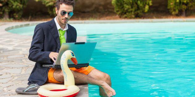 Tres de cada cuatro españoles guarda días de vacaciones para el resto del