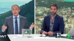 José Yélamo sugiere en directo en 'Más Vale Tarde' que Piqué