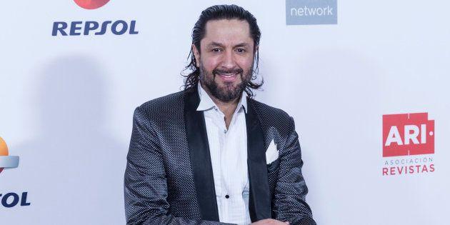 Rafael Amargo en Madrid, en abril de