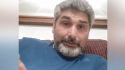 El padre de Mari Luz Cortés defiende el gesto de Andy y
