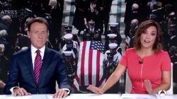 La reflexión de Mónica Carrillo tras esta broma de Obama en el funeral de