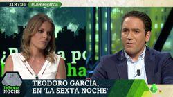 Cachondeo por la respuesta de Teodoro García en 'LaSexta Noche' a si es de extrema