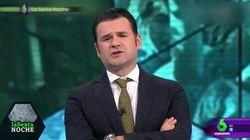 El desesperado lamento de Iñaki López a la hora de regresar de vacaciones en 'LaSexta