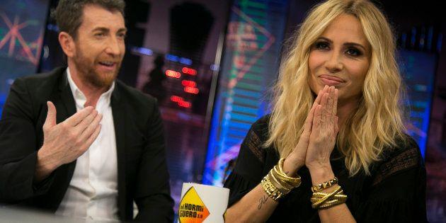 Marta Sánchez arremete contra Jordi Évole en 'El