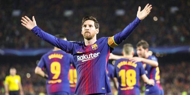 Messi fulmina al