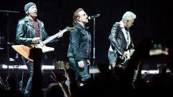 Bono pierde la voz en pleno concierto de U2 en Berlín y la banda cancela la