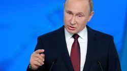 Putin amenaza con apuntar sus misiles a EEUU si Washington despliega cohetes en