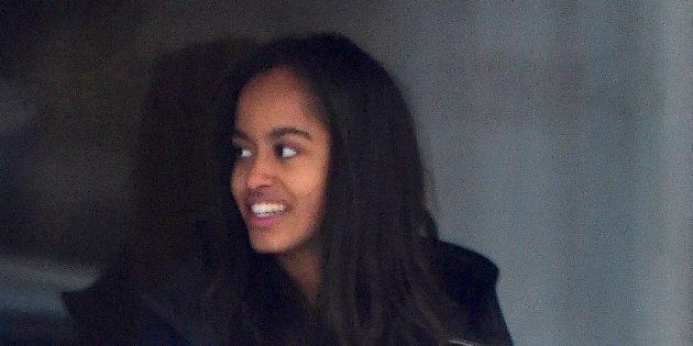 Malia Obama tiene una página de Facebook secreta y llama