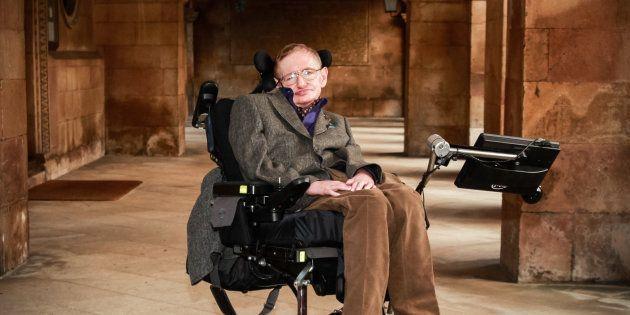 Stephen Hawking, fotografiado en Cambridge el 19 de septiembre de