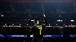 El gesto con el que Cristiano Ronaldo intenta humillar al
