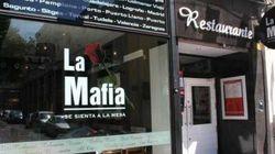 Europa anula la marca española 'La Mafia se sienta en la mesa' por motivos de orden