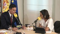 Pedro Sánchez, a favor de celebrar un referéndum sobre el autogobierno en