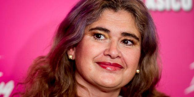 Lucía Etxebarria cierra su Facebook tras sus polémicas declaraciones sobre el padre de