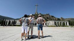 Las visitas al Valle de los Caídos suben un 77% en