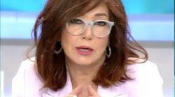 La discusión de Ana Rosa en directo: