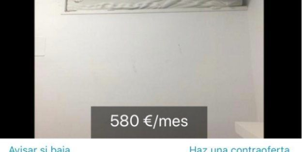 La oferta de alquiler que indigna a España: