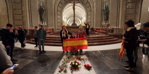El prior del Valle de los Caídos dice que sólo hará caso a los tribunales y no al