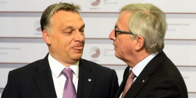 Imagen de archivo de Orbán y