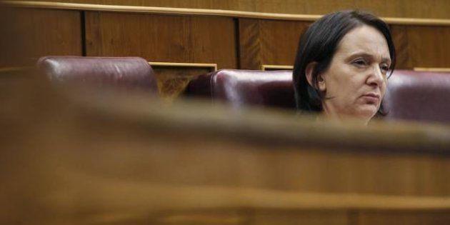 La disculpa de Bescansa a las víctimas, a sus familiares y a los españoles por el nivel del debate sobre...