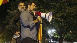 Jordi Sánchez no pidió