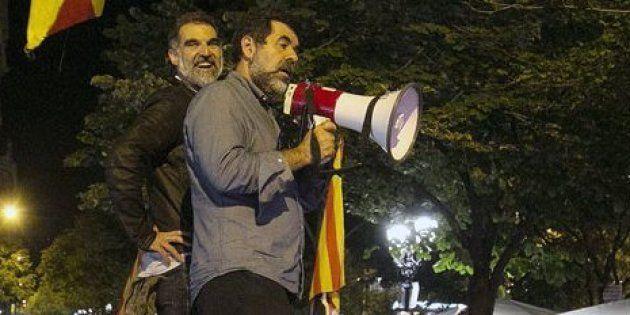 Jordi Sánchez y Jordi