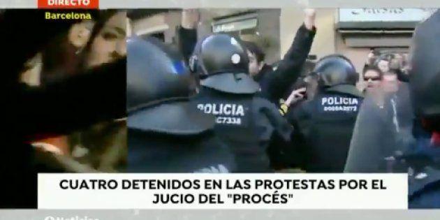 Reportera de Antena