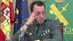 Aplauso unánime a la Guardia Civil por su precioso tuit sobre las lágrimas de este comandante al hablar de