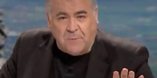 Antonio García Ferreras en 'Al Rojo Vivo' (La