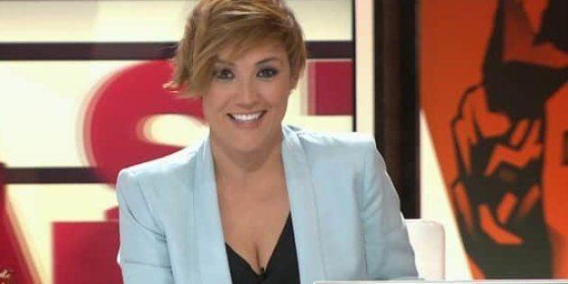 Cristina Pardo publica una cariñosa foto con Ferreras para despedirse de 'Al rojo