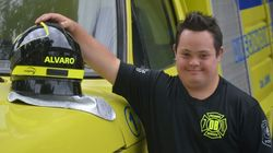 Álvaro, el joven con Down que ha logrado ser