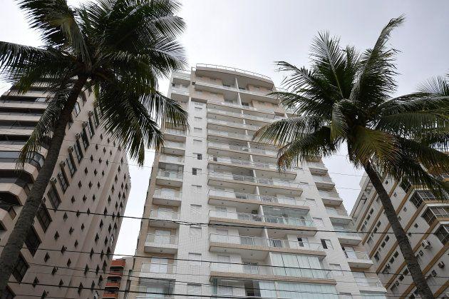 Edificio del complejo de lujo Solaris en el que se encuentra el piso supuestamente regalado al expresidente...