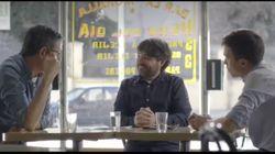 La incómoda pregunta de Jordi Évole a Errejón durante su último