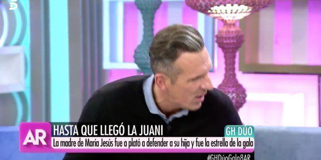 Joaquín Prats en 'El programa de