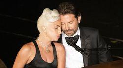 Bradley Cooper y Lady Gaga hacen saltar chispas en los