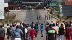 Al menos dos personas muertas por disparos del ejército venezolano en la frontera con