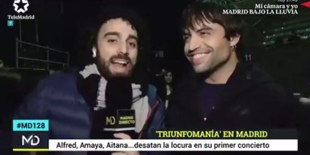 El inesperado vaticinio de Manu Guix sobre Eurovision antes del concierto de 'OT' en