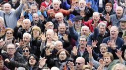 17-M: Los jubilados llaman de nuevo a movilizarse por las