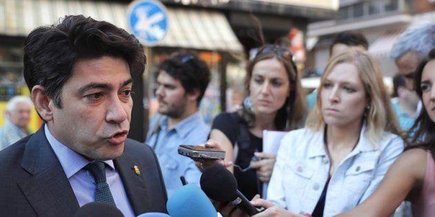El alcalde de Alcorcón, David Pérez García.