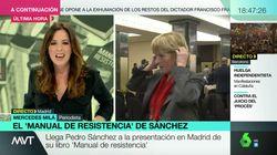 La pregunta de Mamen Mendizábal que provocó la espantada de Mercedes Milá: