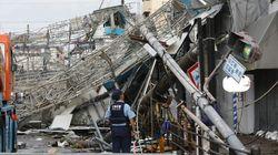 Japón se prepara para 'Jebi', el tifón más violento de los últimos 25