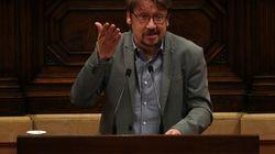 Xavier Domènech dimite como líder de Catalunya en