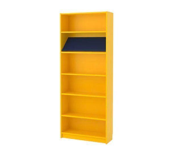Billy, la estantería más famosa de IKEA, cambia de