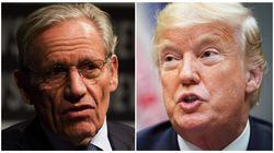 Al periodista que destapó el 'Watergate' le basta con una palabra para hablar de Trump: