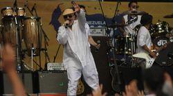 Cortan la señal de Antena 3 mientras retransmitía en directo el concierto Venezuela Aid