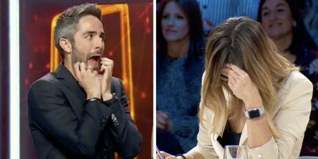 Roberto Leal y Noemí Galera en 'La Mejor Canción Jamás