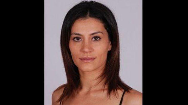 Natacha Jaitt en la foto de promoción de 'Gran Hermano